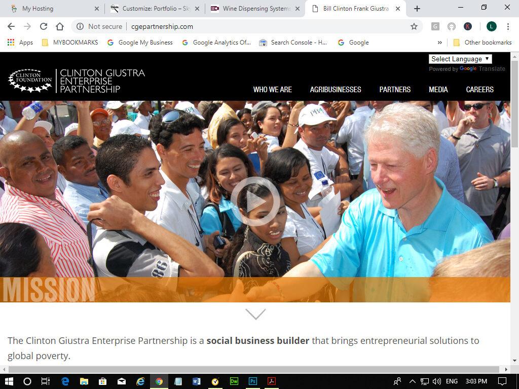 Clinton Giustra