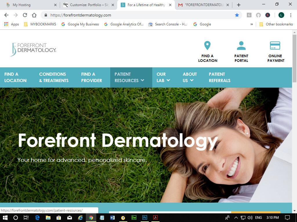 forefrontdermatology 1