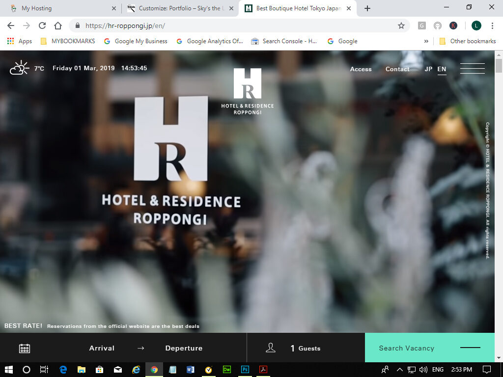 hotelroppongi 1