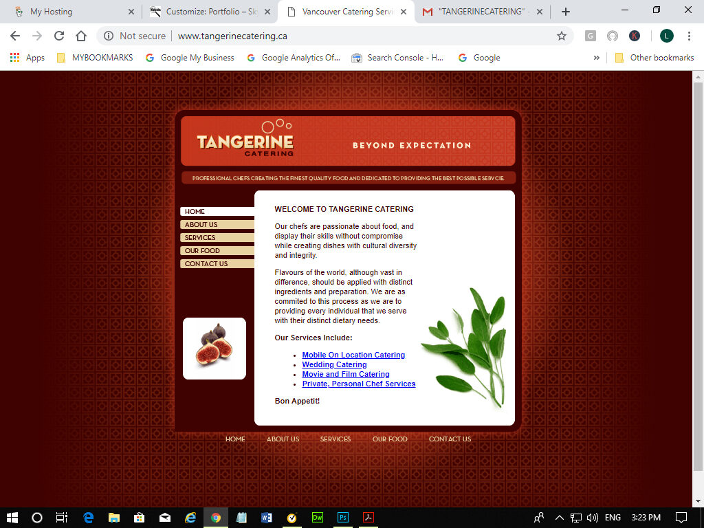 tangerinecatering 1