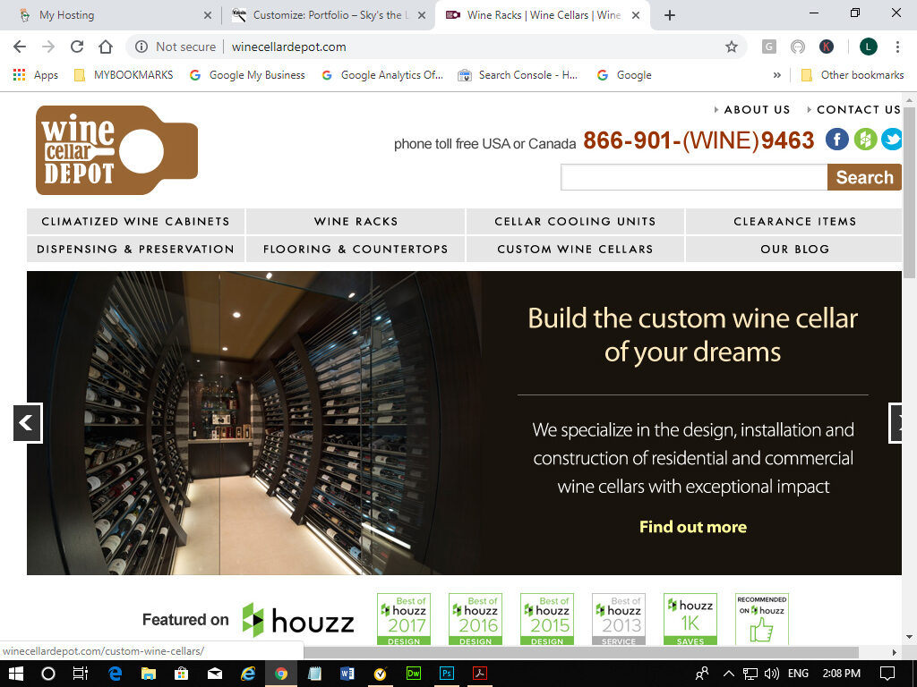 Wine Cellar Depot
