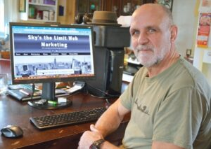 Larry Gardner Owner of Sky's the Limit Web Marketing
