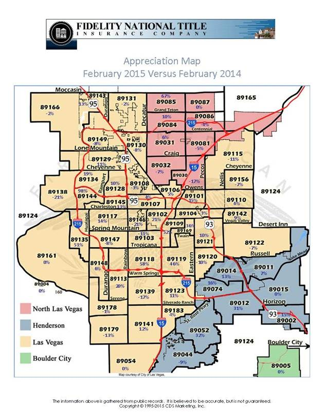 Feb 2014 Appreciation map