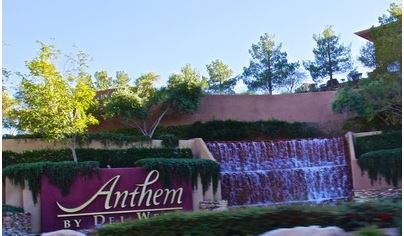 Anthem Henderson Nevada
