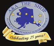 A&A, The Shop Logo