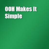 OOH makes it simple