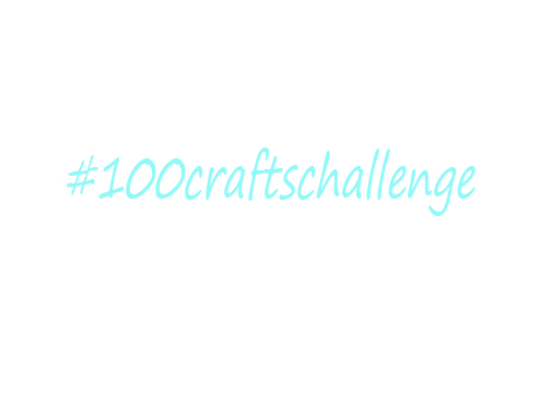 100craftschallenge
