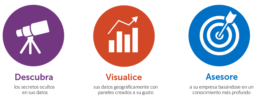 Descubra. Visualice. Asesore con IDEA 10
