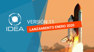 IDEA 11-Lanzamiento Enero 2020