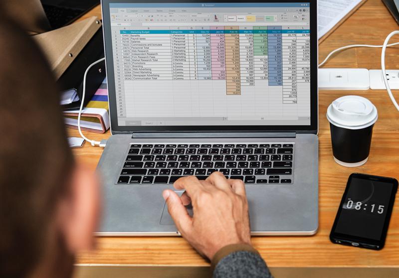 Tres razones para no utilizar Excel en sus auditorías