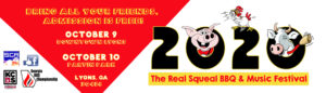 Headin' Home Bluegrass @ The Real Squeal BBQ & Music Festival, Lyons GA
