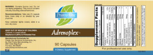 Adrenoplex label PriorityOneVitamins
