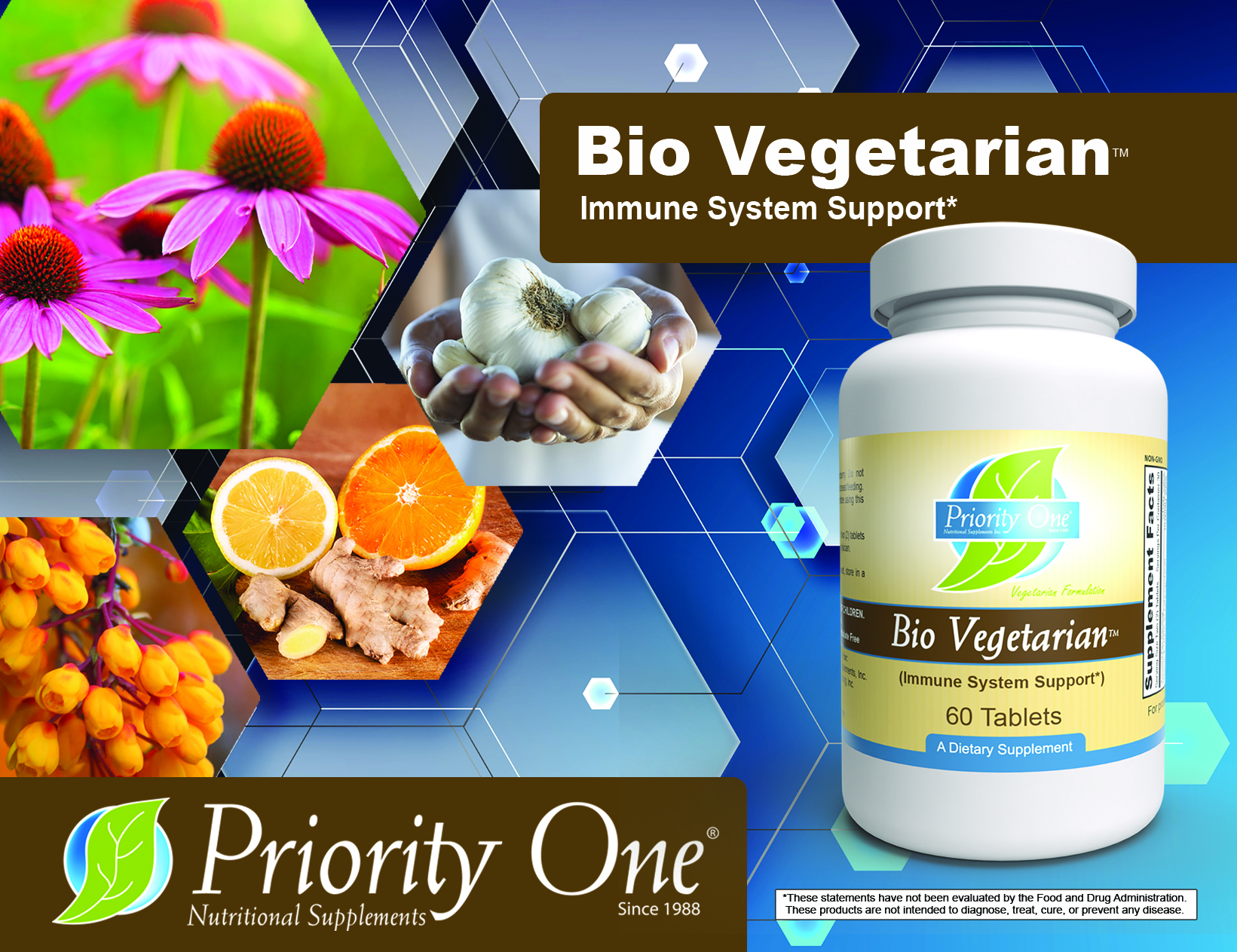 September Special – Bio Vegetarian at 20% off!