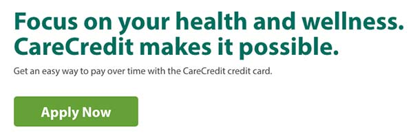 Apply for Care Credit