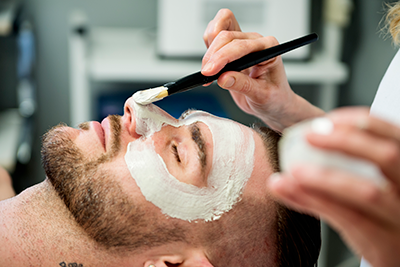 skin treatments men image