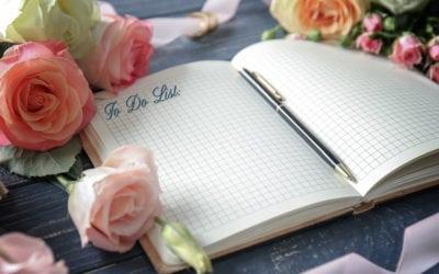 Post Nuptials To Do List
