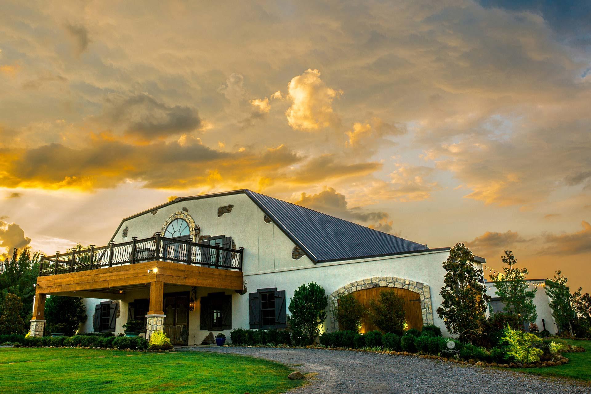 Outdoor Wedding Venue North Texas