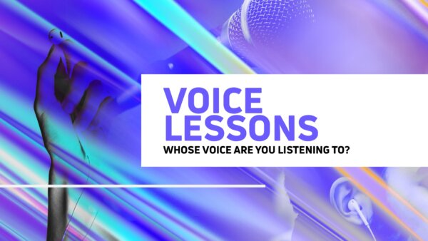 Voice Lessons: Living Worship Image