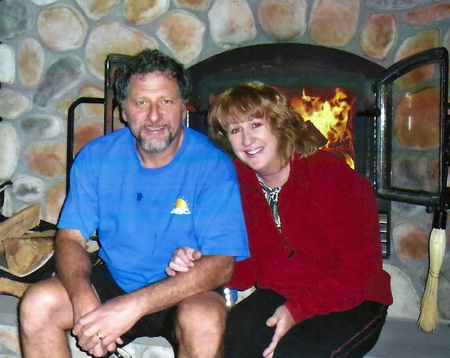 Owners Thad and Jayne Kallas