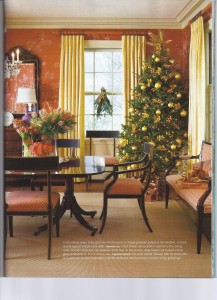 Traditional Home Magazine, Holiday 2008, Page 77
