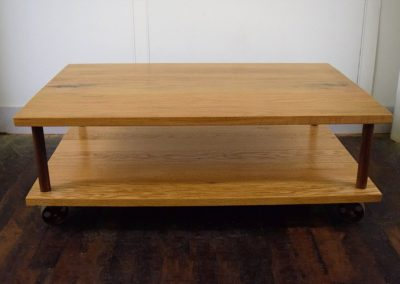 """Two-Tier"" Coffee Table (SOLD!)"