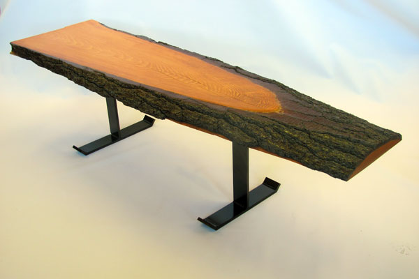 Live Edge Coffee Table (SOLD!)