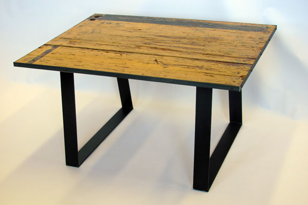 Reclaimed Wood Table (SOLD!)