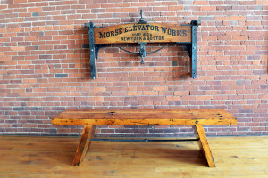 One-of-a-Kind Bench (SOLD!)