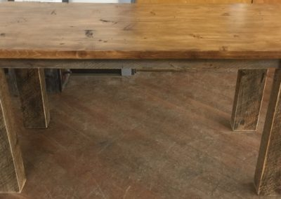 Dining Table (Now $787.50)