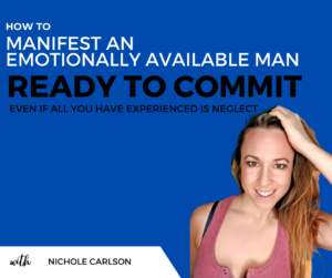 Nichole Carlson, Flip the Switch, Manifestation Coach