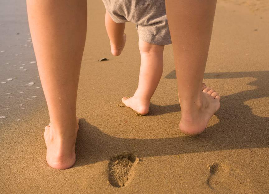 Transição de carreira é aprender a andar