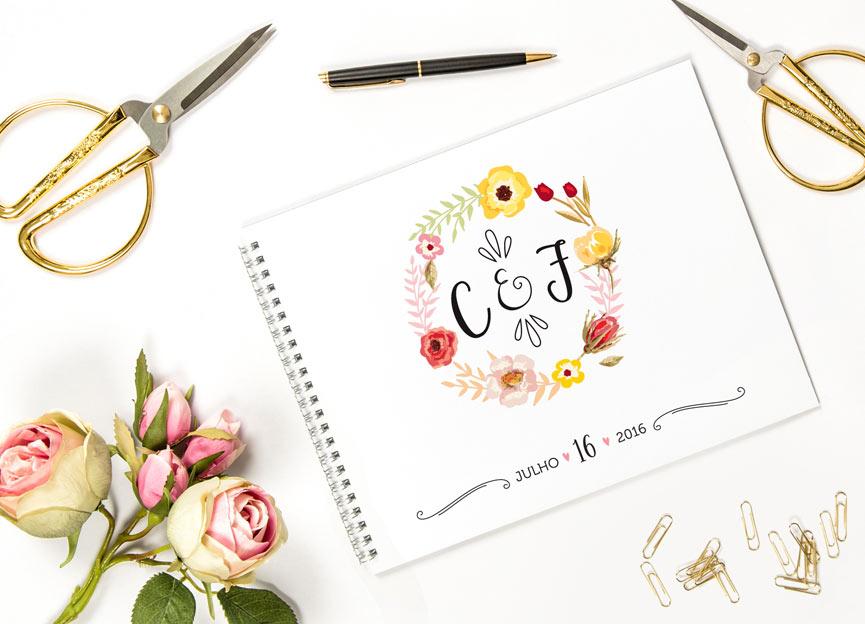 Identidade Visual para Casamento