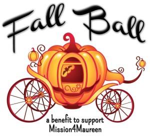 Fall Ball logo pumpkin