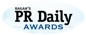 Ragan's PR Daily Award Winner