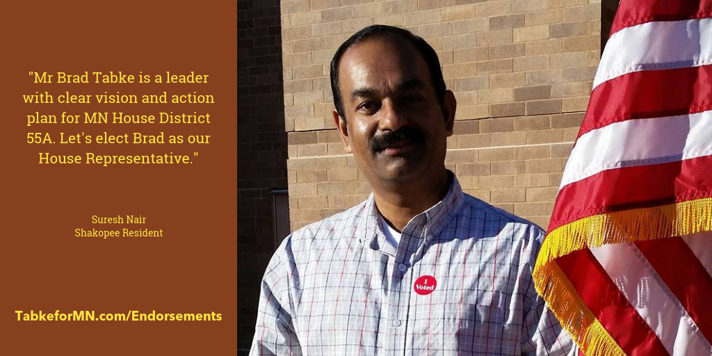 Endorsement_Suresh