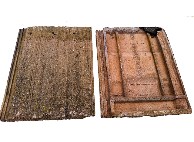 Celotex Marley Flat Shake Roof Tiles CA