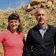 Meghan Collins and Dr. Richard Jasoni