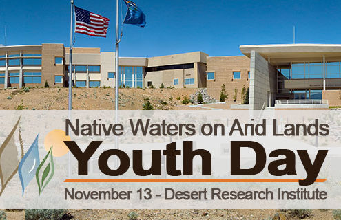 NWAL Youth Day at the Desert Research Institute is November 13, 2017.