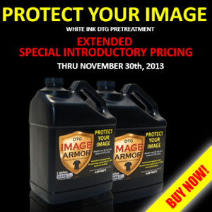 Image Armor Extended Special Pricing Through November 30th 2013