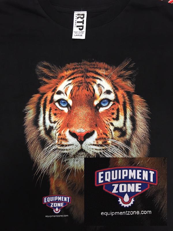 Epson F2000 Print on RTP Apparel Ready To Print DTG Shirts