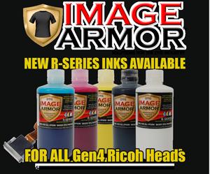 Ricoh Print Head R-Series Inks