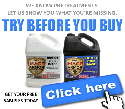 Image Armor FREE Try Before You Buy Pretreatment Offer