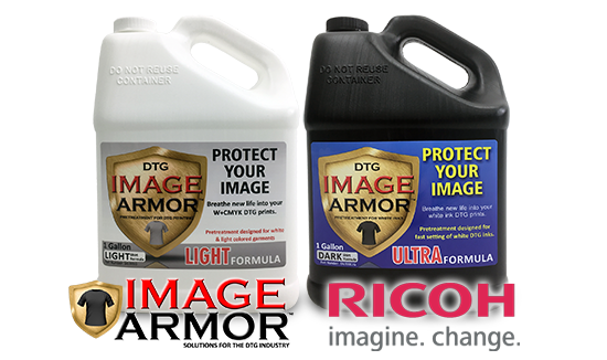 Ricoh – Image Armor TRY BEFORE YOU BUY Pretreatment Offer