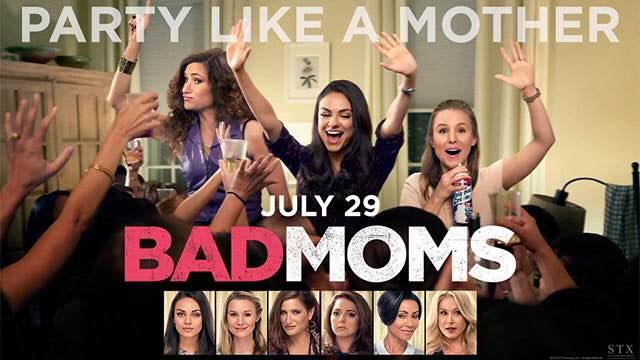 "Moms walk out of ""Bad Moms"" movie in Fort  Myers: The Conflict Closer Weighs In"