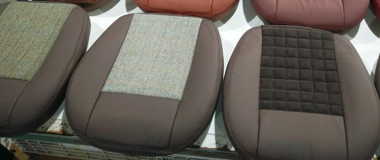 Defender Cloth Seats