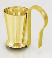 Mint Julep With Pew Clip Image