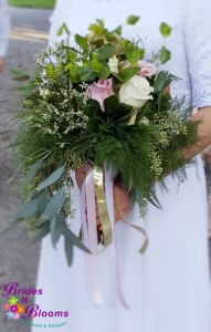 Lush Greenery Bouquet
