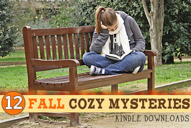 Fall Cozy Mysteries Kindle