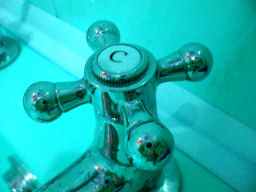 cold water tap