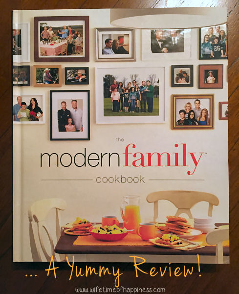 modern family cookbook